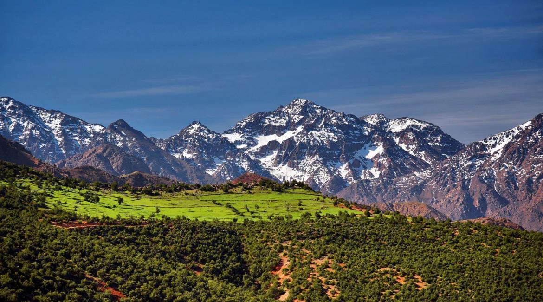 Треккинг в Марокко и восхождение на Тубкаль (4167м) на ноябрьские праздники