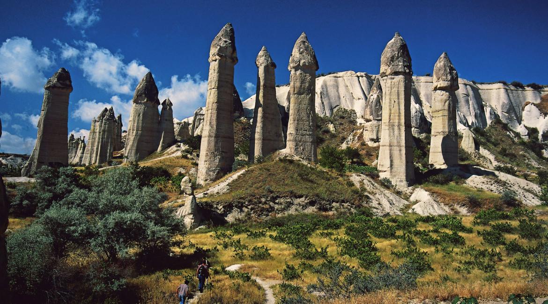 Треккинг в Турции: Ликийская тропа и Каппадокия