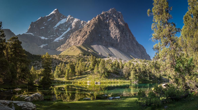 Треккинг в Фанских горах (Таджикистан)