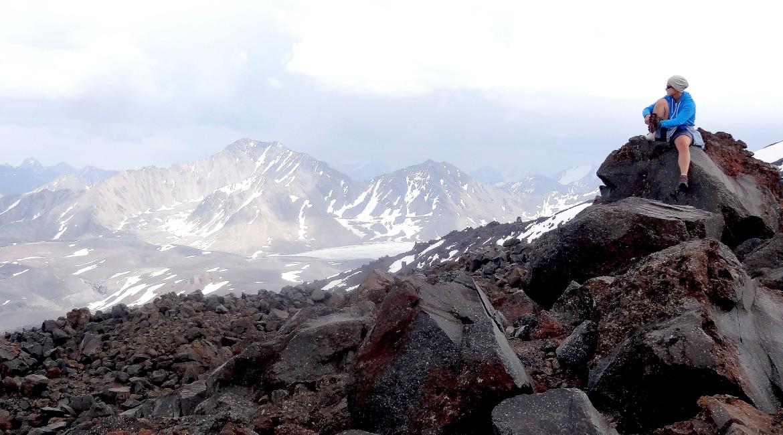 Треккинг на севере Эльбруса