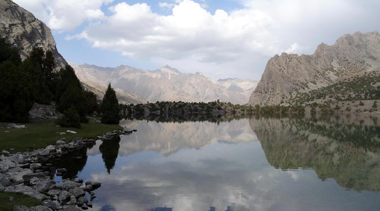 Поход в Фанских горах + Самарканд и Бухара