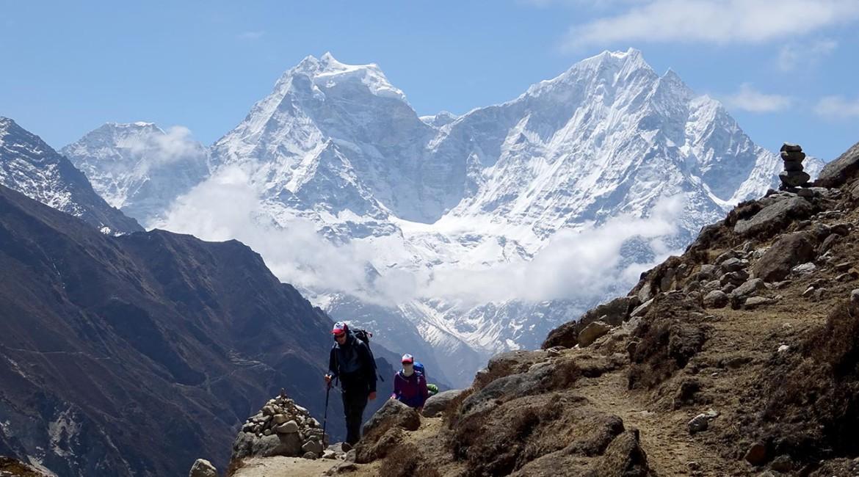 Треккинг к Базовому Лагерю Эвереста через озёра Гокио — отчёт