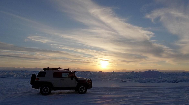 Трип вокруг Байкала с фрирайдом на Даване — отчет