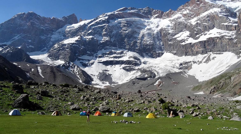 Фанские горы, Самарканд, Бухара — отчёт
