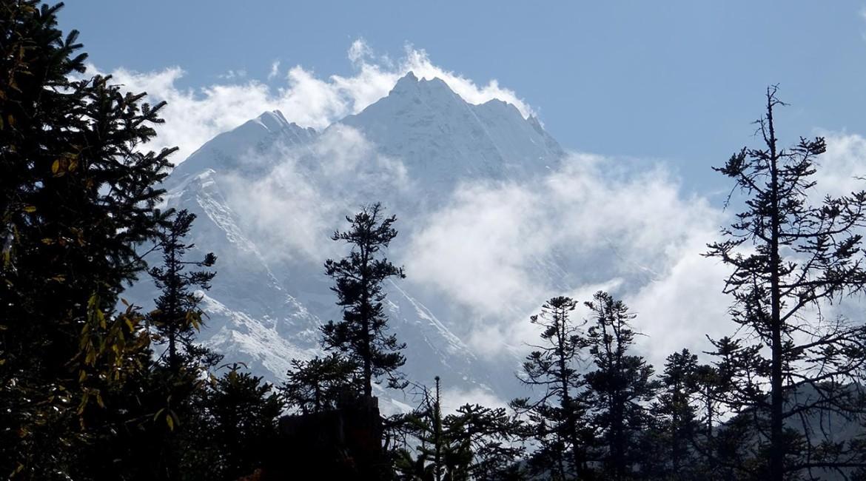 Трек вокруг Манаслу и долина Цум — отчёт