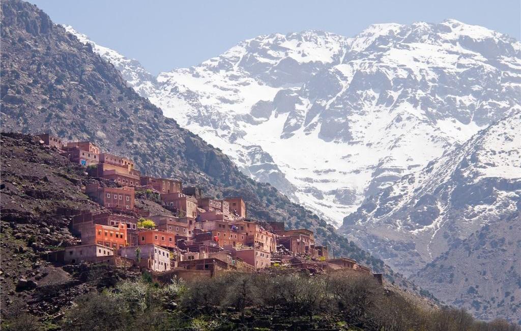 Поход вокруг горы Тубкаль (4167м) и восхождение на вершину (Марокко)