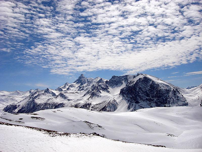 Сестриер, итальянские Альпы