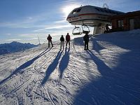 Горные лыжи в Вальдезере