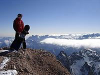 Фрирайд в доломитовых Альпах