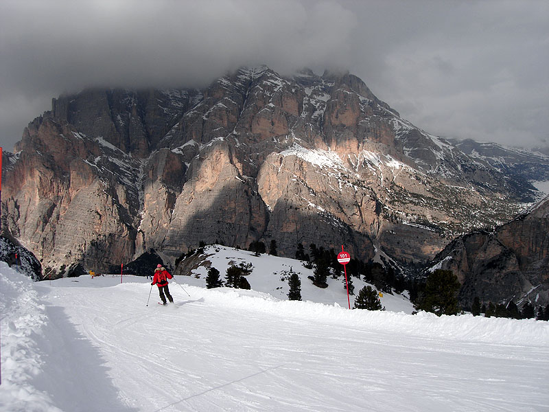 Горнолыжные трассы Кортина д Ампеццо