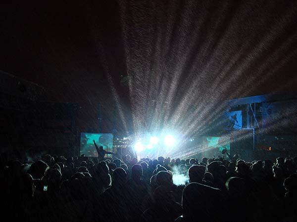 Новогодняя тусовка в Куршавеле
