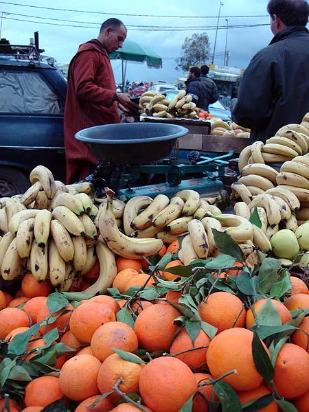 Марокко - страна апельсинов