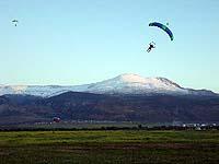 Прыжки с парашютом в Марокко и b.a.s.e.