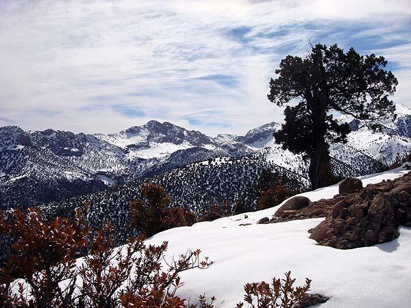 Марокко, Атласские горы