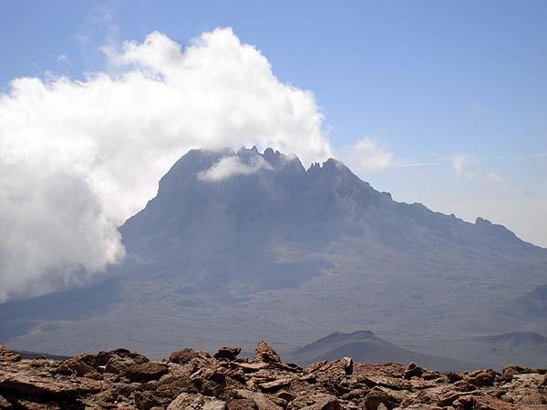 Вторая вершина Килиманджаро