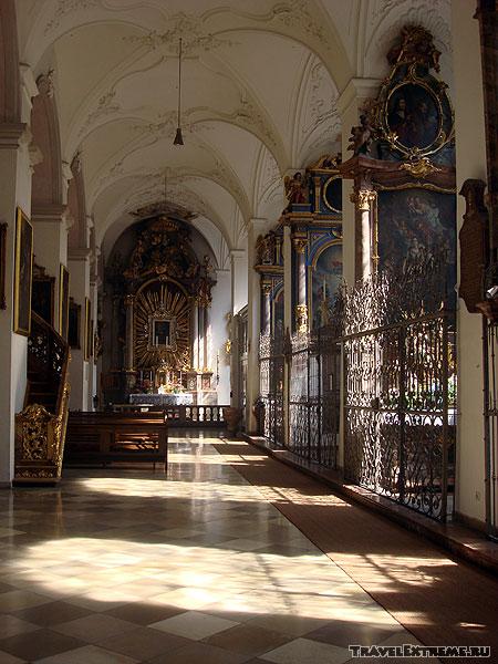 Мюнхен. Церковь