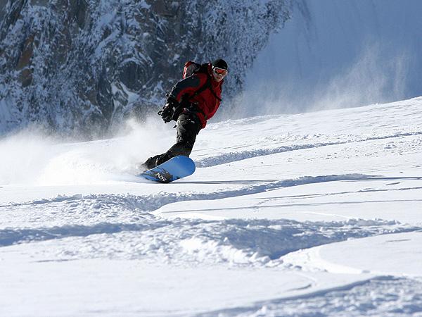 Горнолыжное катание и сноуборд в Шамони и Белой долине