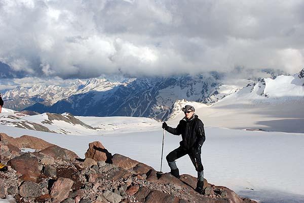 Альпинист восходитель