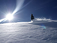 Дизин - Иран горнолыжный