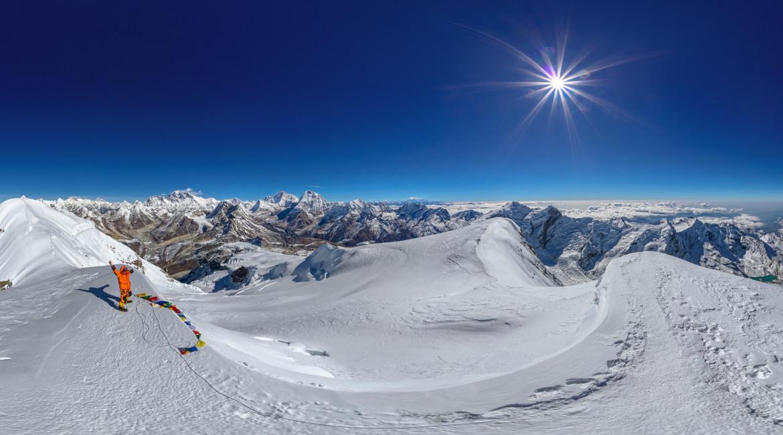 Восхождение на Мера Пик (6476м), Непал