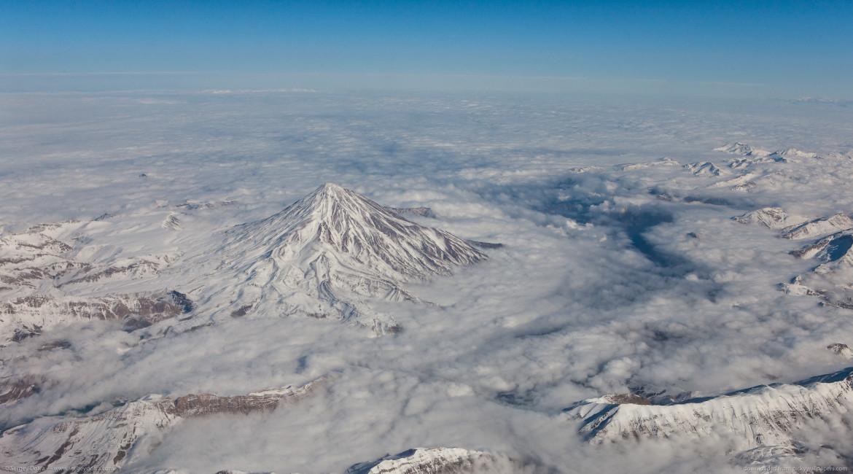 Восхождение на Демавенд (5671м), Иран