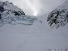ледник в Белой Долине