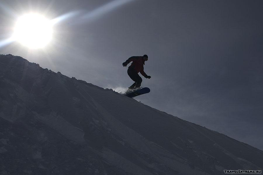 Горные лыжи Иран